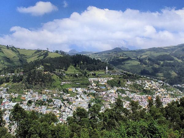 Quito, de hoofdstad